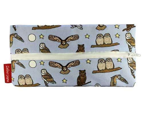 Selina-Jayne Owls Limited Edition Designer Pencil Case