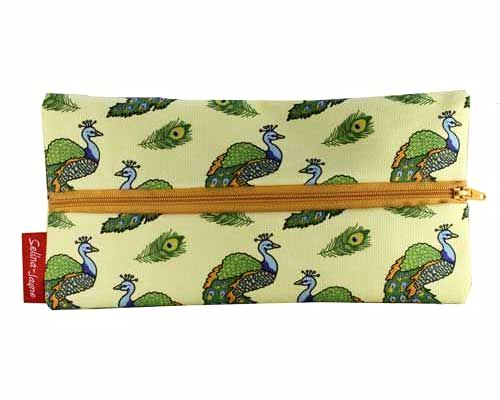 Selina-Jayne Peacocks Limited Edition Designer Pencil Case