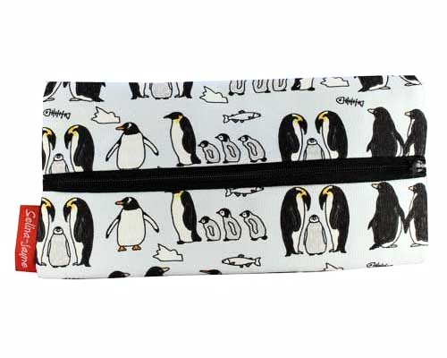 Selina-Jayne Penguins Limited Edition Designer Pencil Case