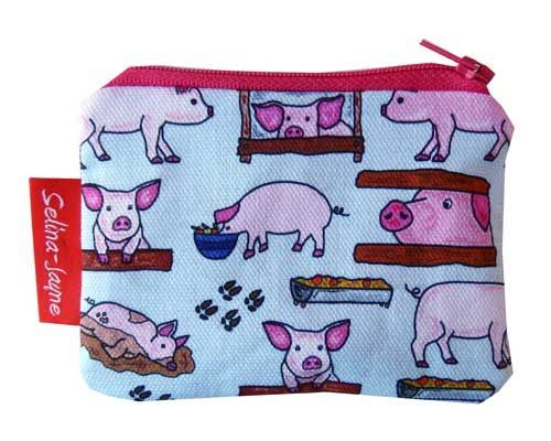 Selina-Jayne Pigs Limited Edition Designer Coin Purse