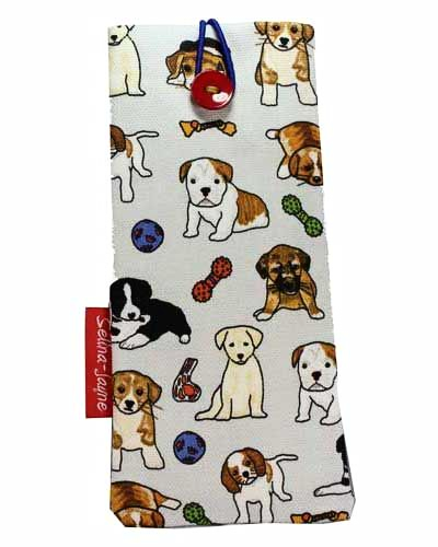 Selina-Jayne Puppies Limited Edition Designer Soft Glasses Case