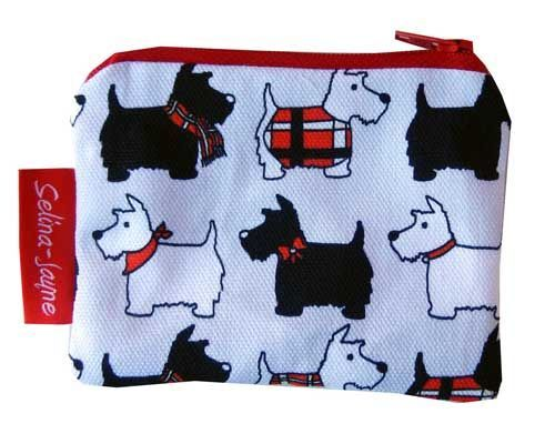 Selina-Jayne Scotty Dogs Limited Edition Designer Coin Purse