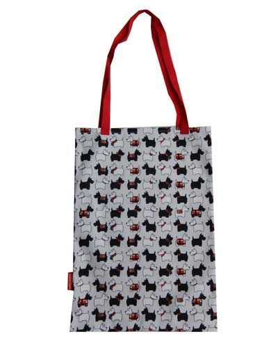 Selina-Jayne Scotty Dogs Limited Edition Designer Tote Bag