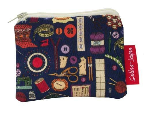 Selina-Jayne Sewing Limited Edition Designer Coin Purse