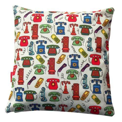 Selina-Jayne Telephones Limited Edition Designer Cushion  42cm x 42cm
