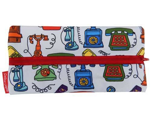 Selina-Jayne Telephones Limited Edition Designer Pencil Case