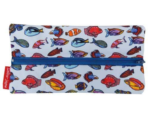 Selina-Jayne Tropical Fish Limited Edition Designer Pencil Case