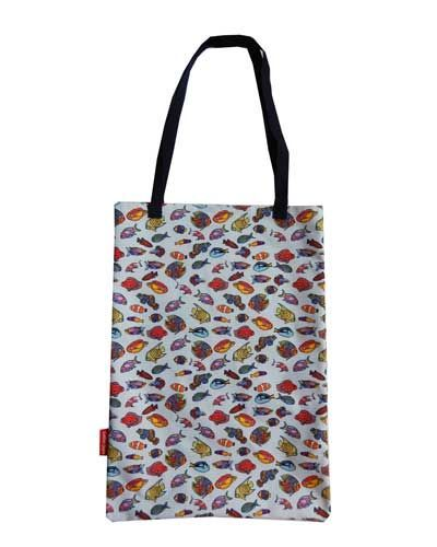 Selina-Jayne Tropical Fish Limited Edition Designer Tote Bag