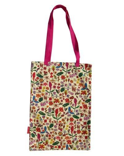 Selina-Jayne Tropical Flowers Limited Edition Designer Tote Bag