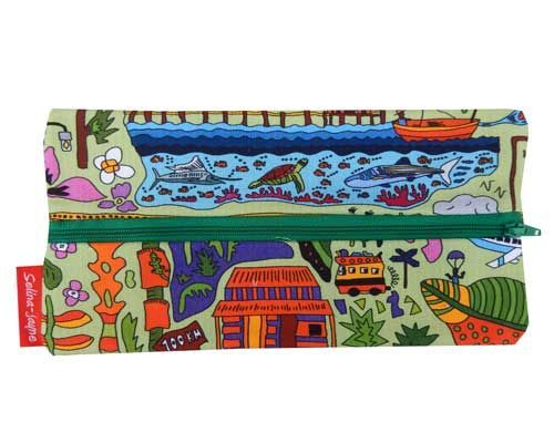 Selina-Jayne Tropical Paradise Limited Edition Designer Pencil Case