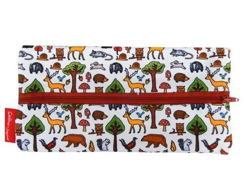 Selina-Jayne Woodland Animals Limited Edition Designer Pencil Case