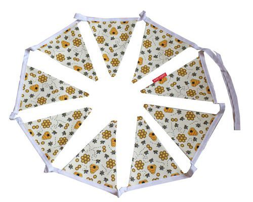 Selina-Jayne Bees Limited Edition Designer Bunting