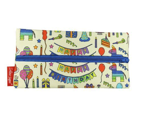 Selina-Jayne Birthday Celebrations Limited Edition Designer Pencil Case