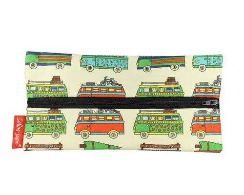 Selina-Jayne Campervan Limited Edition Designer Pencil Case