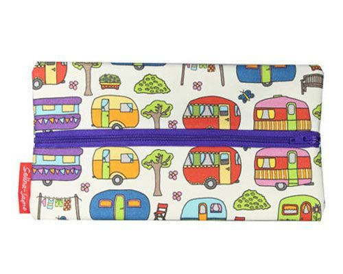 Selina-Jayne Caravan Limited Edition Designer Pencil Case