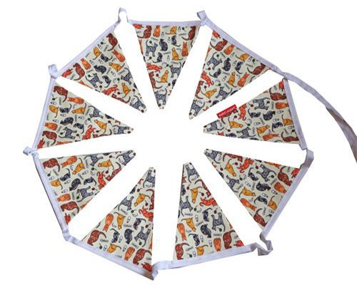 Selina-Jayne Cats Limited Edition Designer Bunting