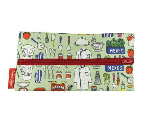 Selina-Jayne Chef Limited Edition Designer Pencil Case