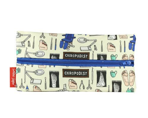 Selina-Jayne Chiropodist Limited Edition Designer Pencil Case