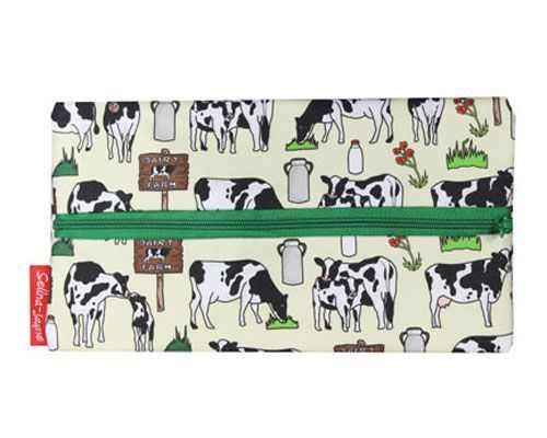 Selina-Jayne Cows Limited Edition Designer Pencil Case