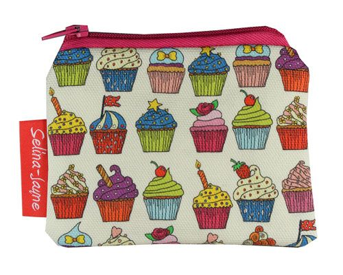 Selina-Jayne Cupcakes Limited Edition Designer Coin Purse