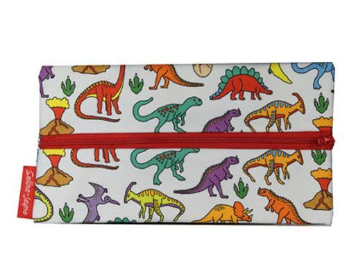 Selina-Jayne Dinosaurs Limited Edition Designer Pencil Case