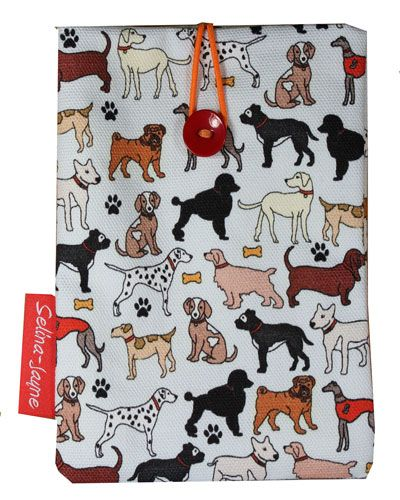Selina-Jayne Dogs Limited Edition Designer Passport Holder