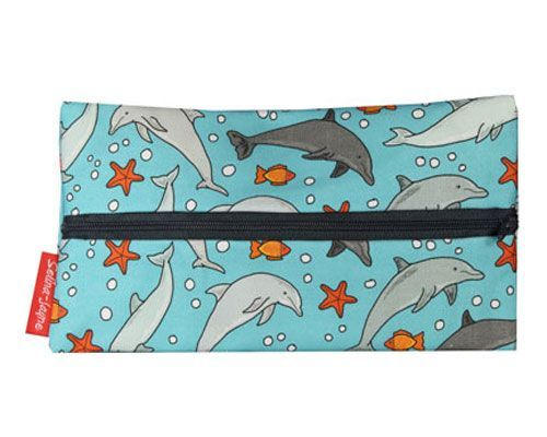 Selina-Jayne Dolphins Limited Edition Designer Pencil Case