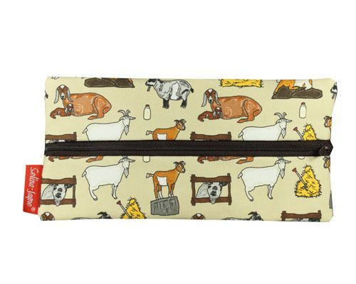 Selina-Jayne Goats Limited Edition Designer Pencil Case