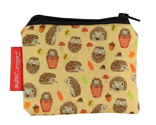 Selina-Jayne Hedgehogs Limited Edition Designer Coin Purse