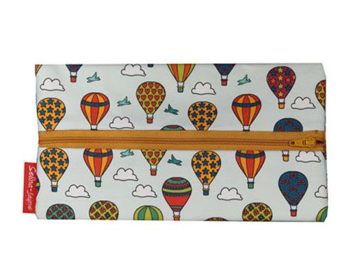 Selina-Jayne Hot Air Balloons Limited Edition Designer Pencil Case