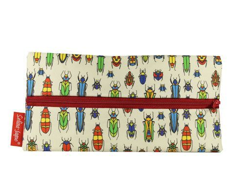 Selina-Jayne Insects Limited Edition Designer Pencil Case