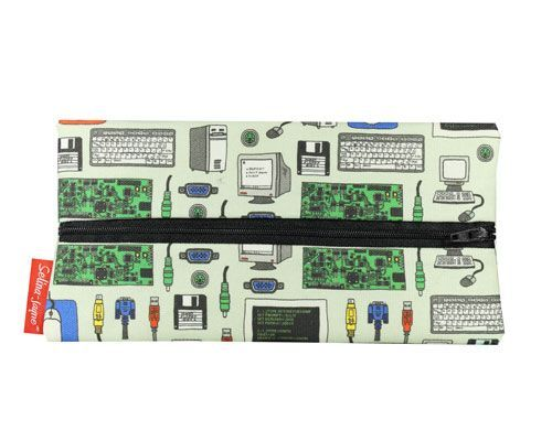 Selina-Jayne IT Worker Limited Edition Designer Pencil Case