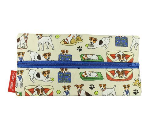 Selina-Jayne Jack Russell Limited Edition Designer Pencil Case