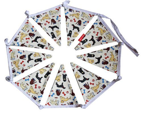 Selina-Jayne Labradors Limited Edition Designer Bunting