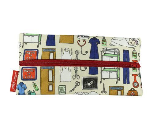 Selina-Jayne Midwife Limited Edition Designer Pencil Case