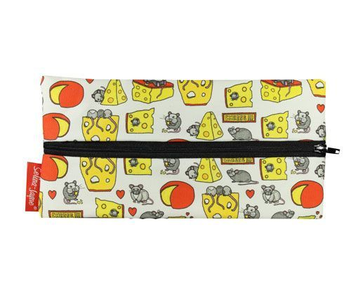 Selina-Jayne Mouse and Cheese Limited Edition Designer Pencil Case