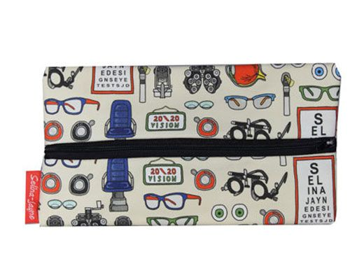 Selina-Jayne Opticians Limited Edition Designer Pencil Case