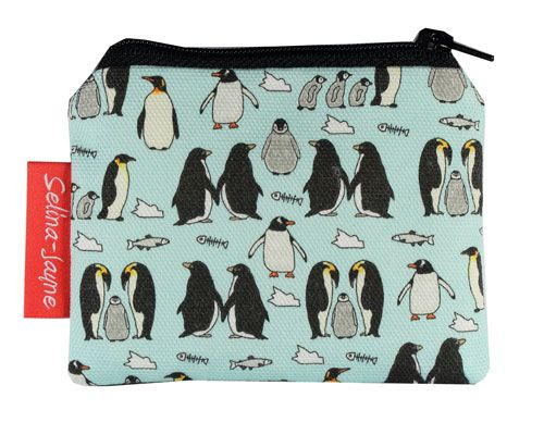 Selina-Jayne Penguins Limited Edition Designer Coin Purse