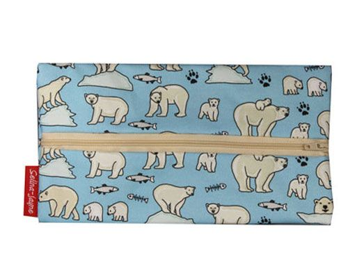 Selina-Jayne Polar Bear Limited Edition Designer Pencil Case