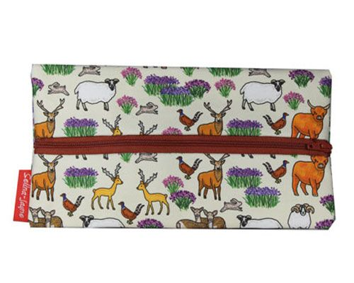 Selina-Jayne Scottish Highlands Limited Edition Designer Pencil Case