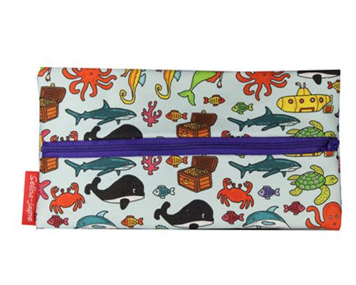 Selina-Jayne Sea World Limited Edition Designer Pencil Case