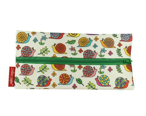 Selina-Jayne Snails Limited Edition Designer Pencil Case