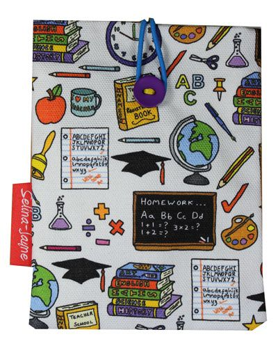 Selina-Jayne Teacher Limited Edition Designer Passport Holder
