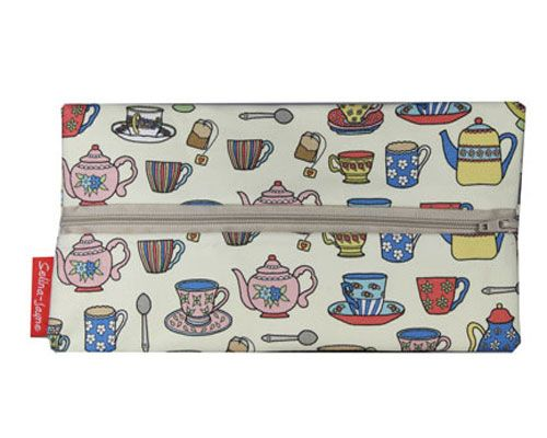 Selina-Jayne Teacups Limited Edition Designer Pencil Case