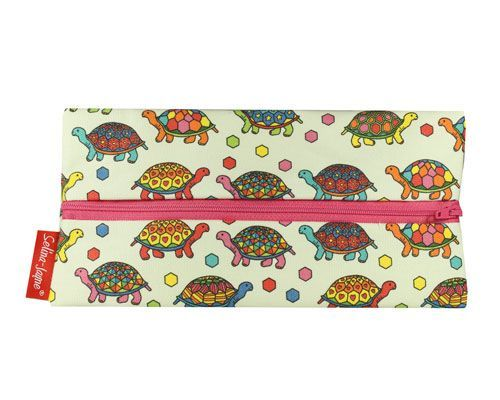 Selina-Jayne Tortoise Limited Edition Designer Pencil Case