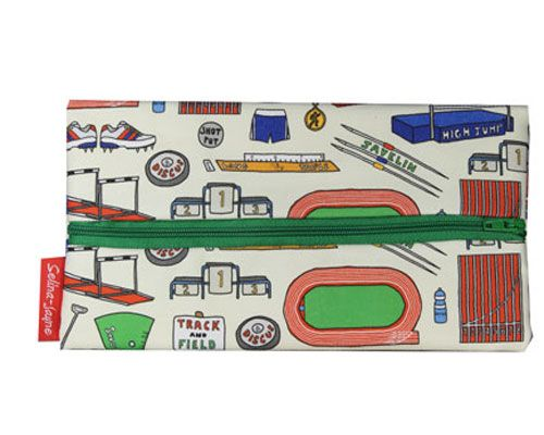 Selina-Jayne Track and Field Limited Edition Designer Pencil Case