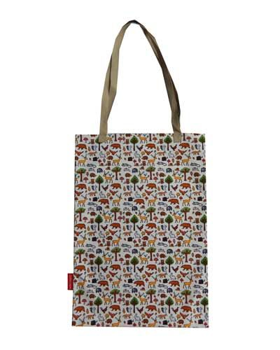 Selina-Jayne Woodland Animals Limited Edition Designer Tote Bag